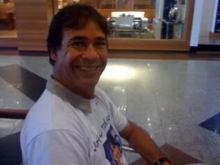 Paulo Vítor Carvalho, pai do BBB Rodrigo