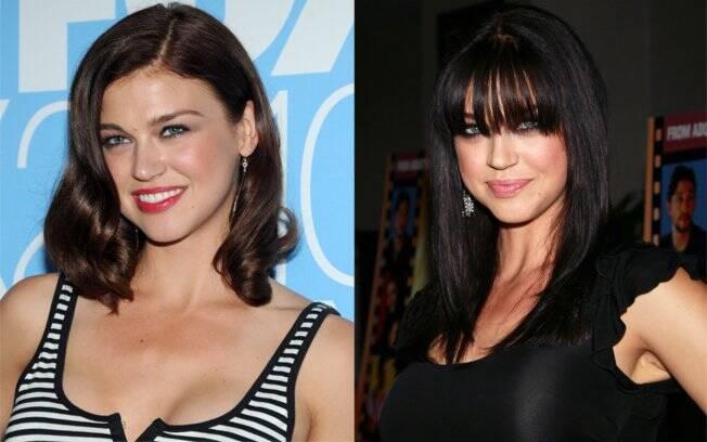 Adrianne Palicki antes e depois da transformação