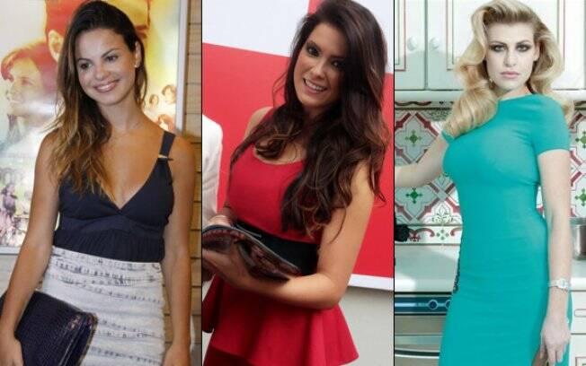 As conquistas de Pato: Sthefany Brito, Débora Lyra e Barbara Berlusconi