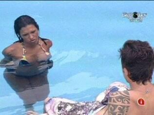 Ariadna conversa com Igor