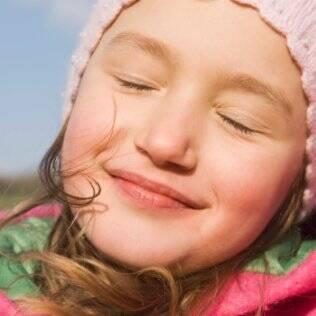 Proteção: o sol de inverno também pode oferecer riscos às crianças