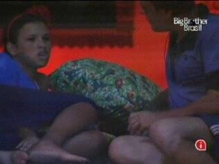 Ariadna e Daniel definem Rodrigão como o maior jogador da casa