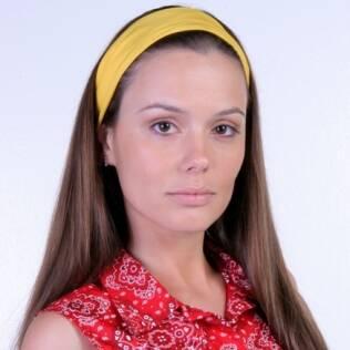 Graziela Schmitt é Maria Paixão
