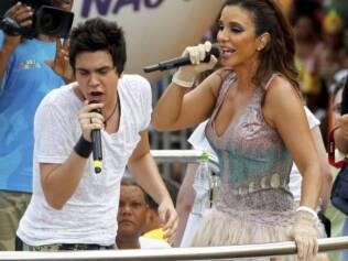 Bloco Corujas com Ivete Sangalo e participação de Luan Santana
