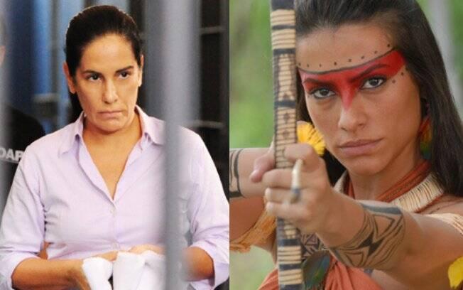 Glória e Cleo Pires: mãe e filha se enfrentam no Duelo das Celebridades