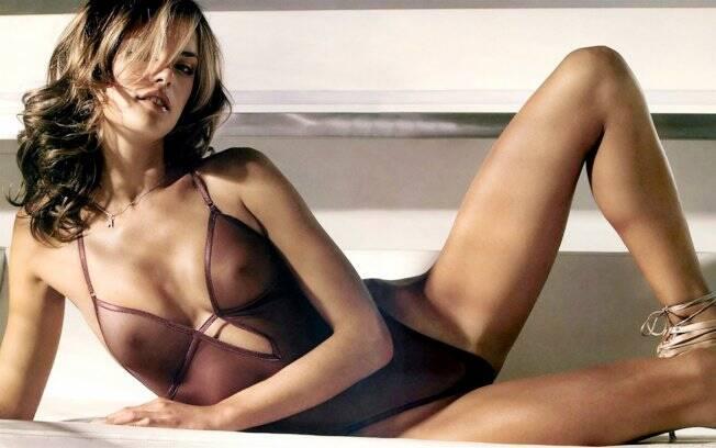 Alessandra Ambrosio acaba de assumir contrato milionário com a Colcci, antes de Gisele Bündchen