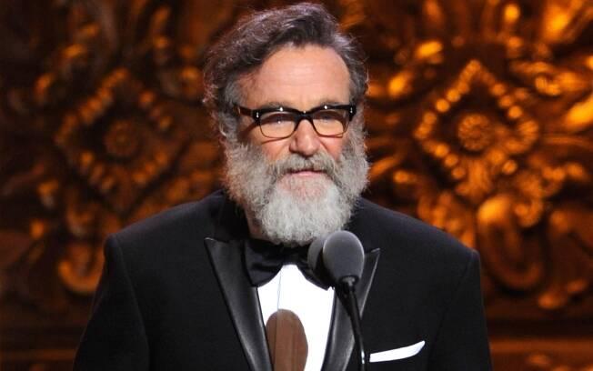 Robin Williams completou 60 anos nessa quinta-feira (21)