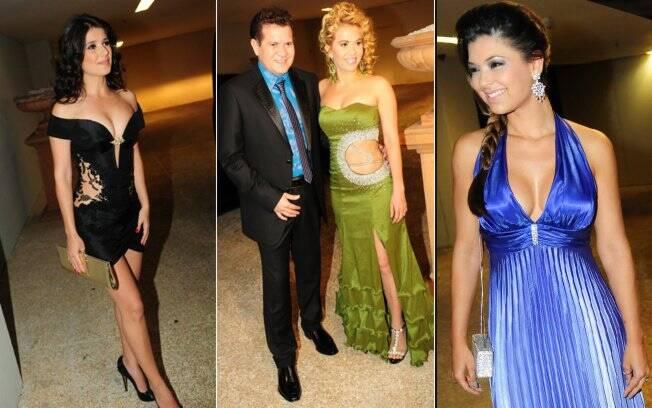 Paula Fernandes, Joelma e Chimbinha, Amanda Françozo