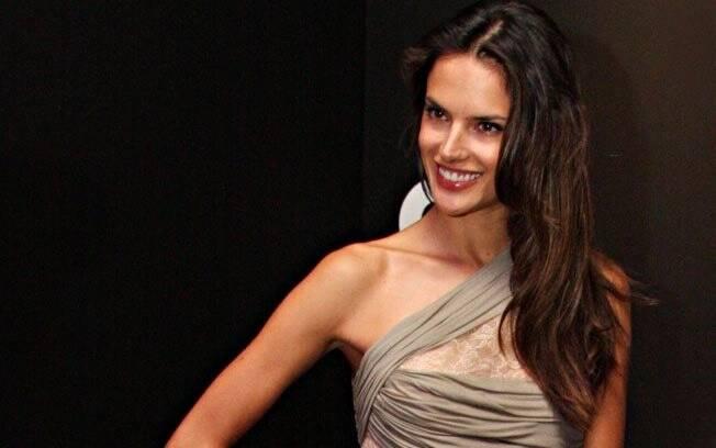 Alessandra Ambrosio: capa da GQ Brasil