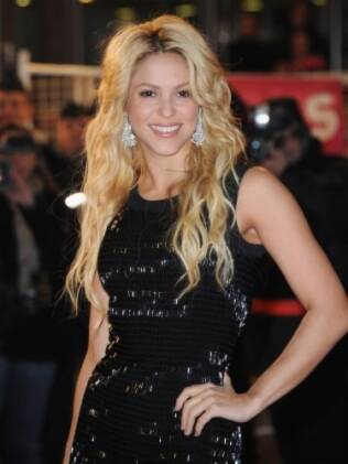 Shakira lançará perfume durante a turnê