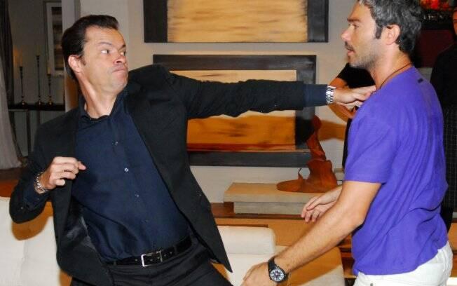 Tito briga com Nicolau