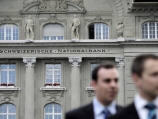Sede do Banco Nacional da Suíça em Berna