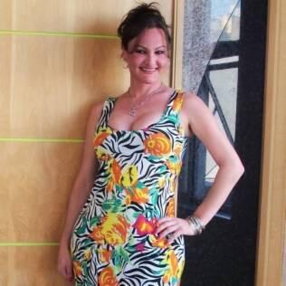 Carla Amaral largou a escola por causa do bullying que sofria por ser transexual