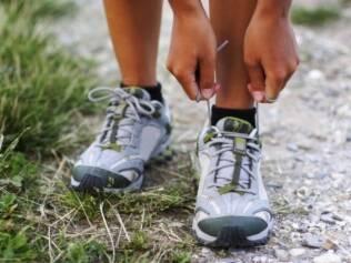 Tênis: o acessório mais importante para quem caminha ou corre