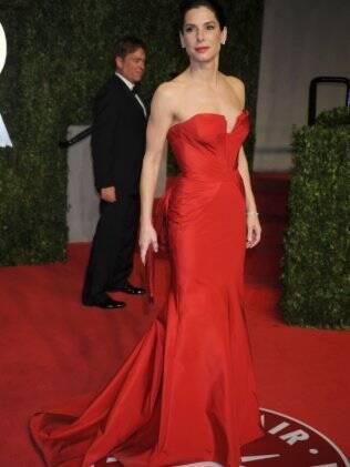 Sandra Bullock é uma das estrelas mais caridosas de Hollywood