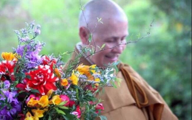 Tranquilidade até nos momentos de adversidades revela o equilíbrio conquistado com meditação