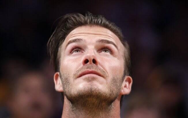 David Beckham completou 36 anos