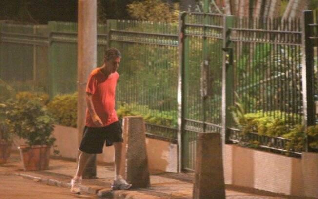 Chico Buarque: exercício na madrugada