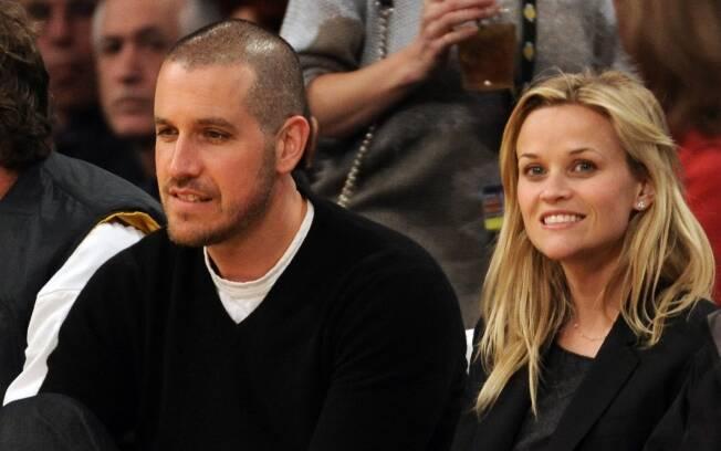 Reese Witherspoon se casou novamente com o produtor Jim Toth em uma cerimônia pequena, para 120 convidados.