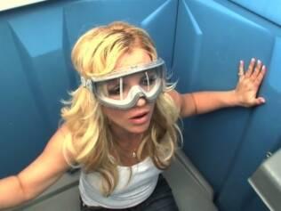 Britney Spears em