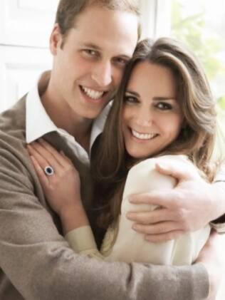 O casal em fotos oficiais do fotografo Mario Testino, o favorito da Princesa Diana
