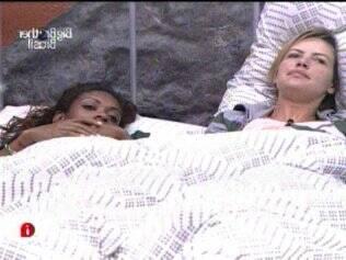 Para Jaqueline, Diana permaneceu no reality não só devido às mudanças de Igor, mas porque o público gosta da sister