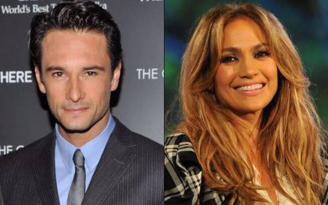 Rodrigo Santoro e Jennifer Lopez: marido e mulher no cinema