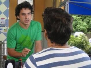 Julinho manda Thales procurar um psicólogo