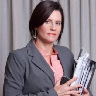 A advogada Alaíde Boschilia, que por oito meses passava mal todas as manhãs quando tinha que ir para um emprego hostil