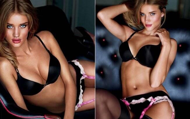 Rosie Huntington-Whiteley: a mais sexy