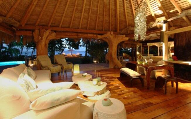 William e Kate passaram dez dias no resort e gastaram cerca de R$ 1 milhão