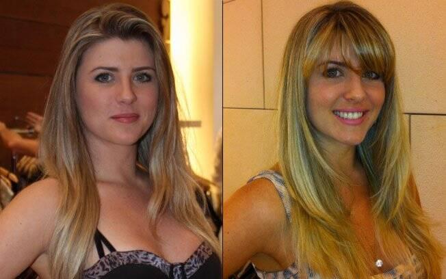Íris Stefanelli antes e depois: o que achou do visual?