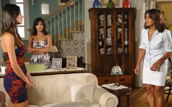 Amanda assume o erro e deixa família chocada