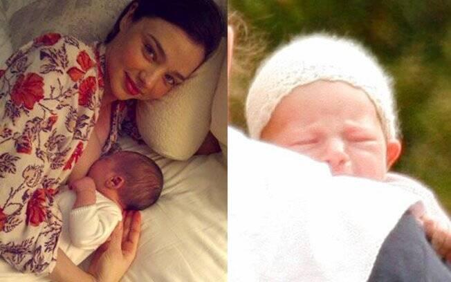 Miranda Kerr com o filho, Flynn Bloom