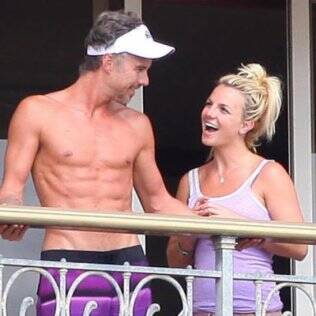 Britney Spears e Jason Trawick