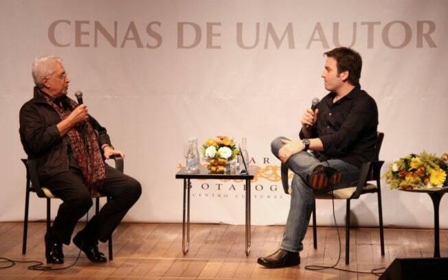 Aguinaldo Silva e Christiano Cochrane