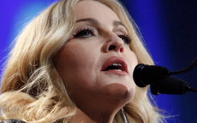 Madonna: problemas com a família de Mercy James