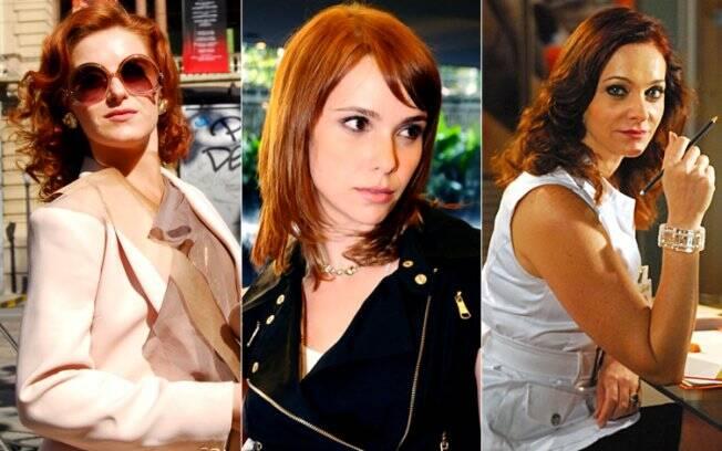 O tom quente das atrizes Alessandra Maestrini, Débora Falabella e Alexandra Richter