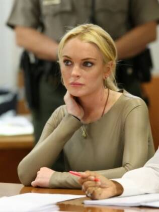 Lindsay Lohan: mais um processo na Justiça