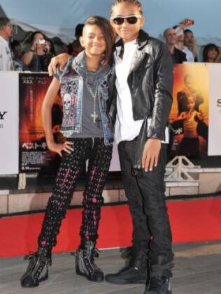 Willow e Jaden Smith