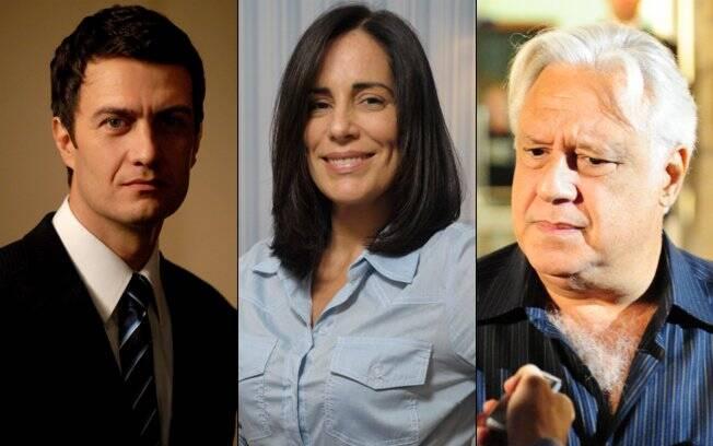 Léo, Norma e Raul: o novo triângulo amoroso de Insensato Coração