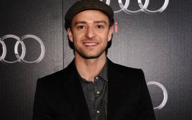 Justin Timberlake: negativo para a produção de