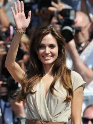 Angelina Jolie no Festival de Cannes