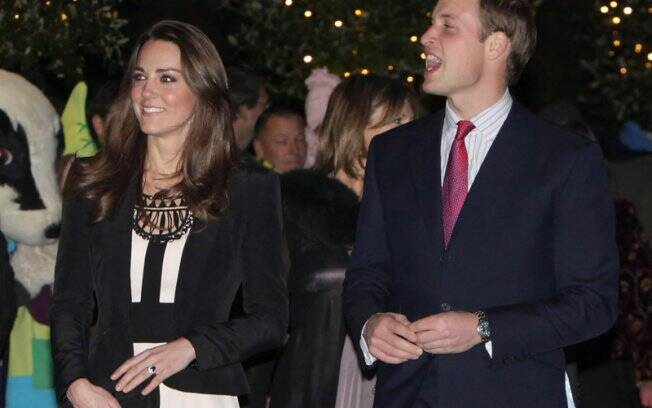 Kate e William: concentrados nos preparativos do casamento