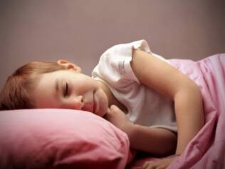 Rotina diária facilita hora do sono