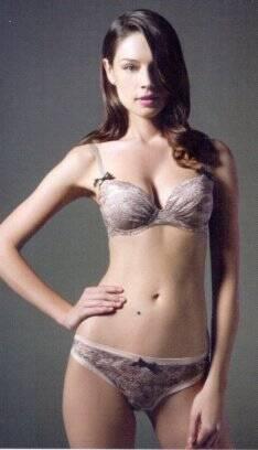 5ac6cb222 As novidades em lingeries para a primavera-verão 2012 - Dicas de ...