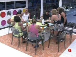Almoço do Lado A foi preparado por Igor, Janaina e Cris