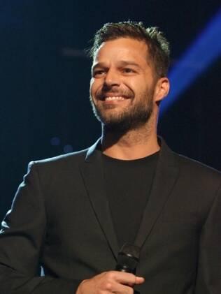 Ricky Martin: de volta ao topo das paradas