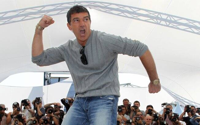 Antonio Banderas vem ao Brasil e vai participar do programa