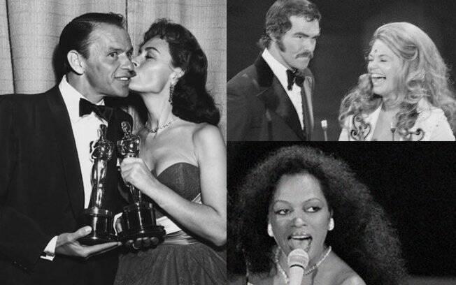 Frank Sinatra, Charlton Heston, Burt Reynolds, Richard Pryor, Jane Fonda, Goldie Haw e até a Diana Ross já apresentaram o prêmio